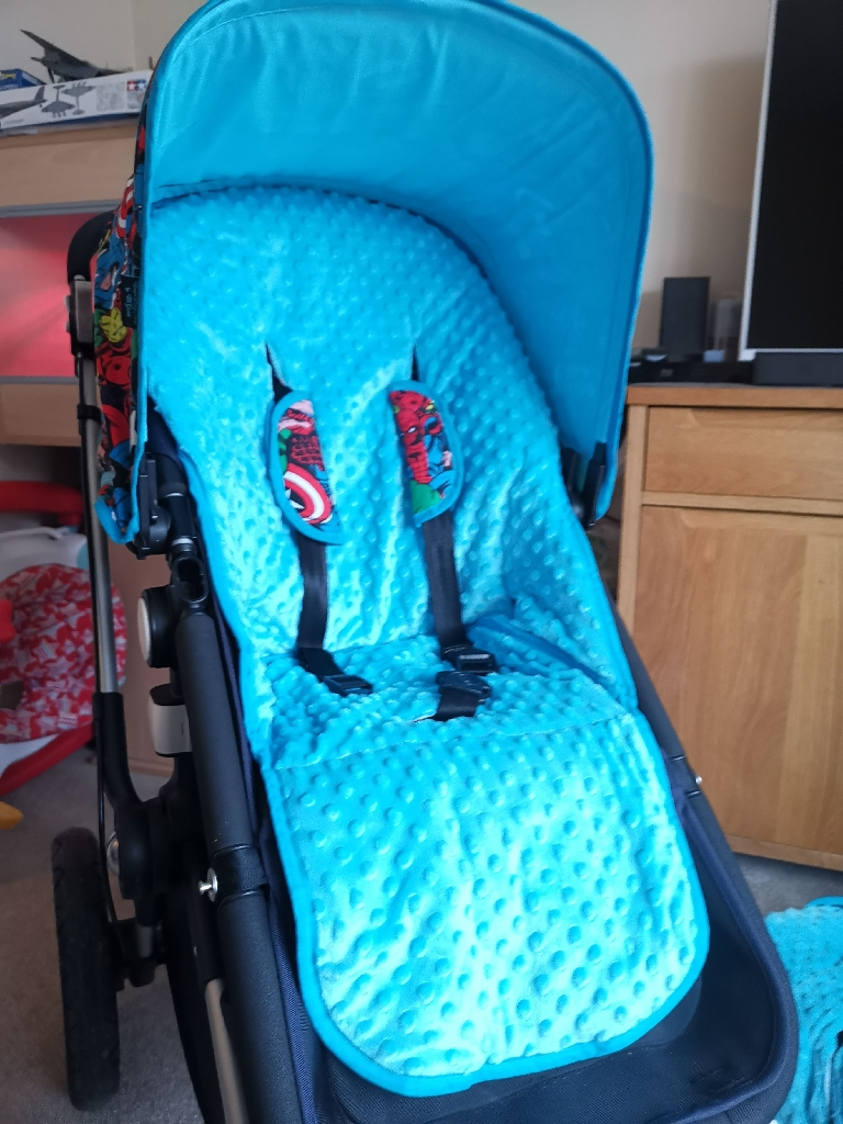 Bugaboo cameleon fabric sets