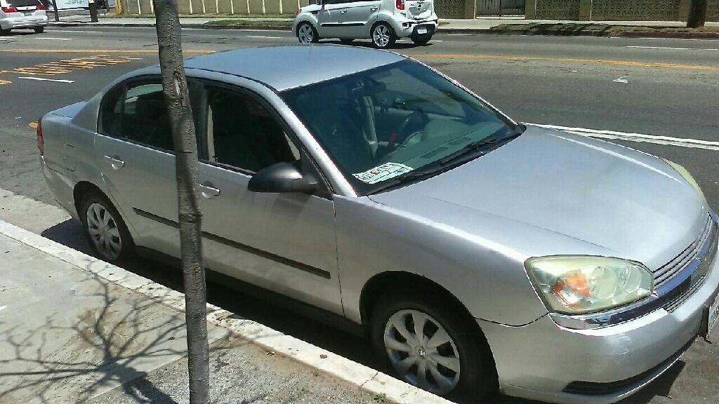Chevy Malibu 20004