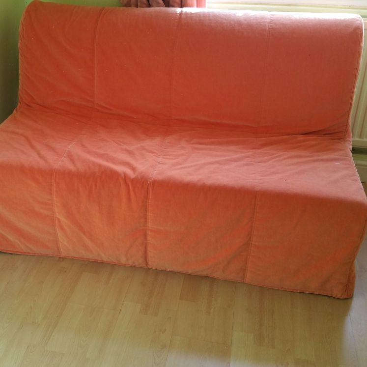 IKEA 2 seater sofa bed