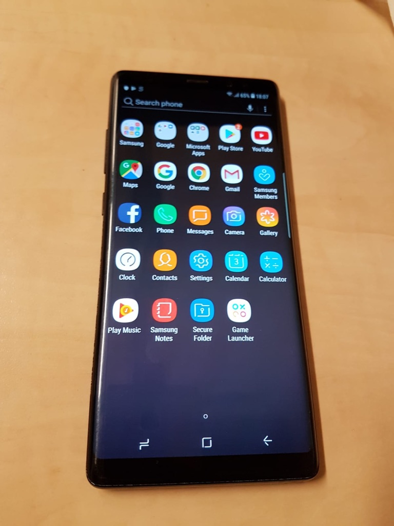 Samsung Galaxy Note 8 64GB (Unlocked)