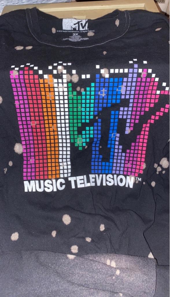 MTV tee shirt