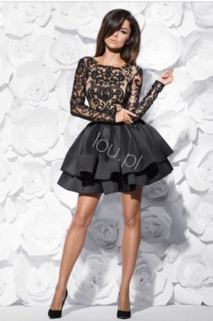 Party dress size S black