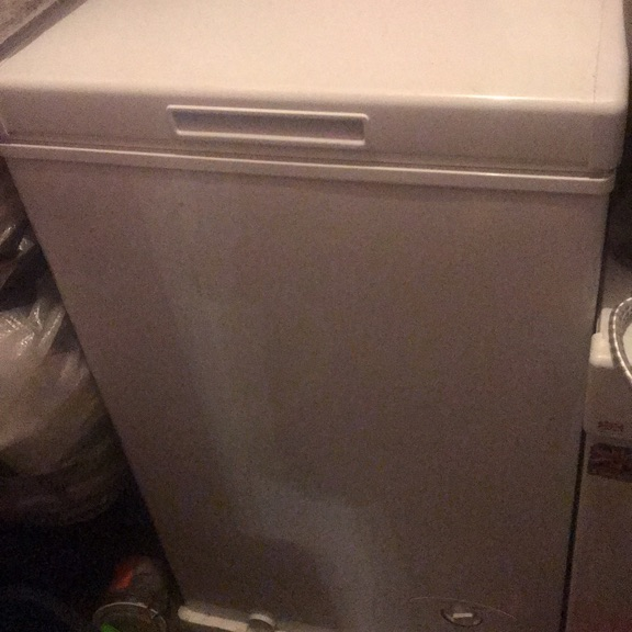 Two year old freezer