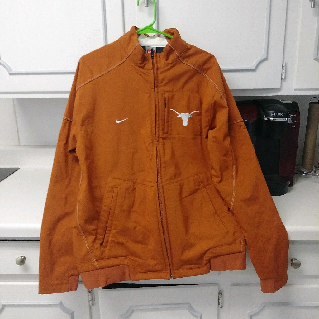 Longhorns jacket