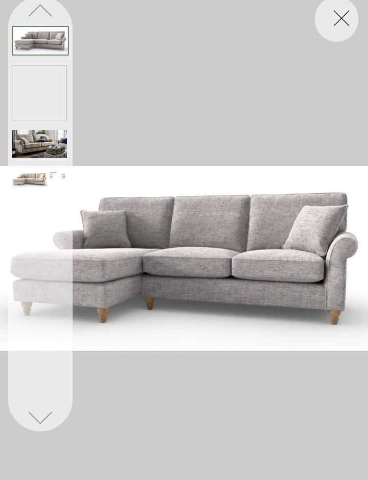 Next Ashford Corner Sofa