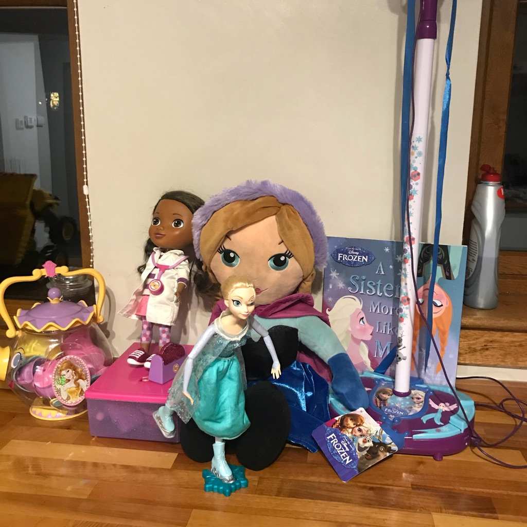 Disney frozen toys