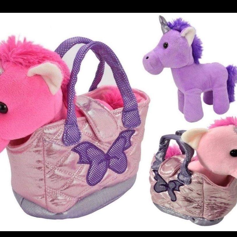 Unicorns in bags