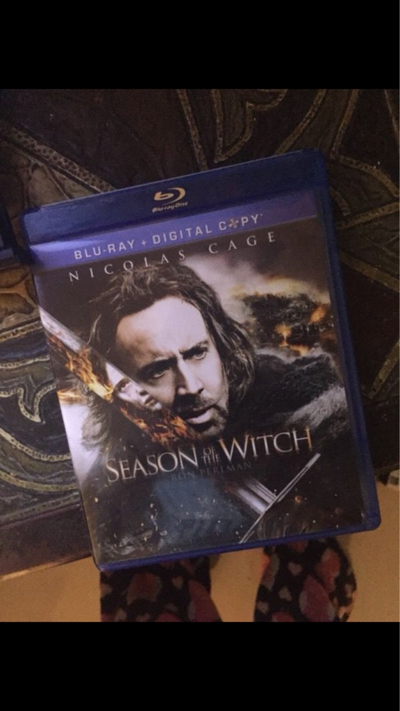 Season of the witch blue ray dvd