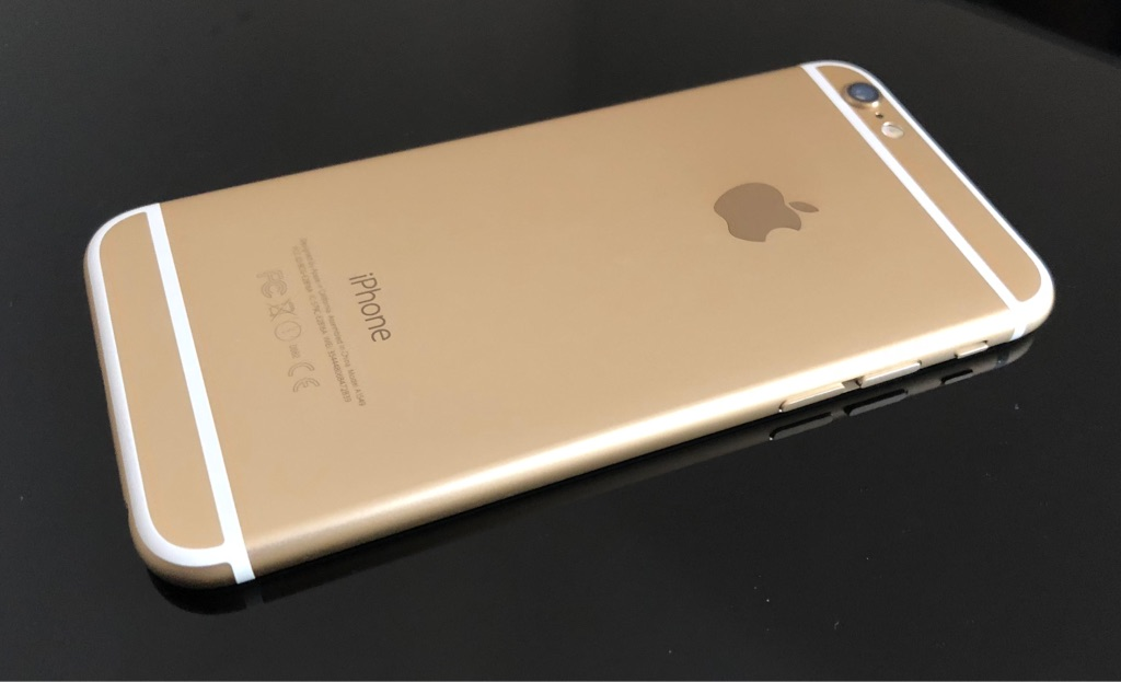 iPhone 6 GOLD 16GB, unlocked, immaculate condition