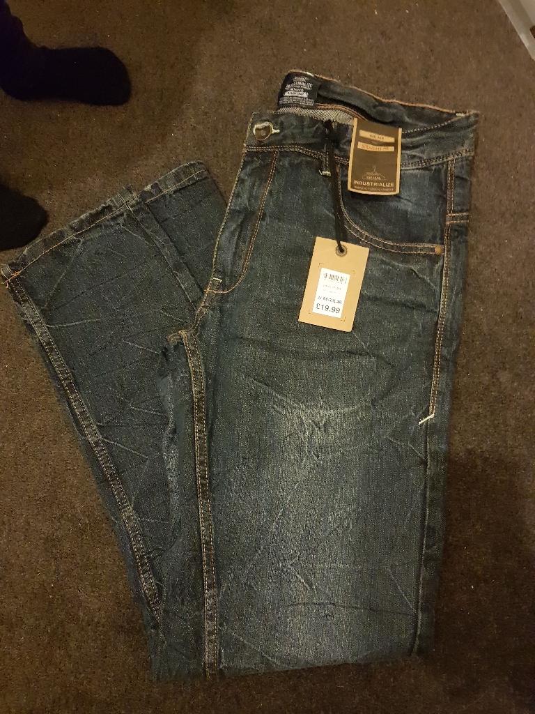 Men's Jeans 34R