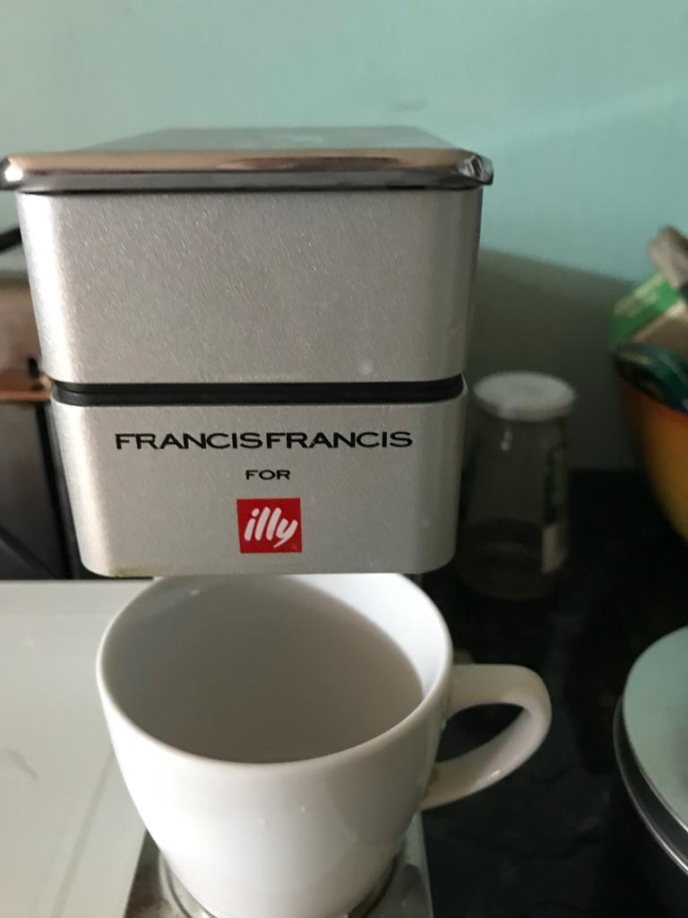 Coffee machine espresso