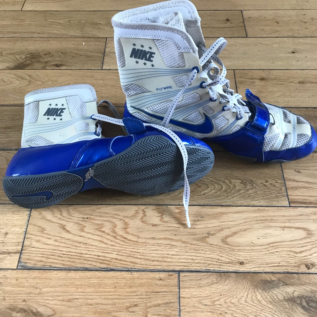 Boxing boots size 9
