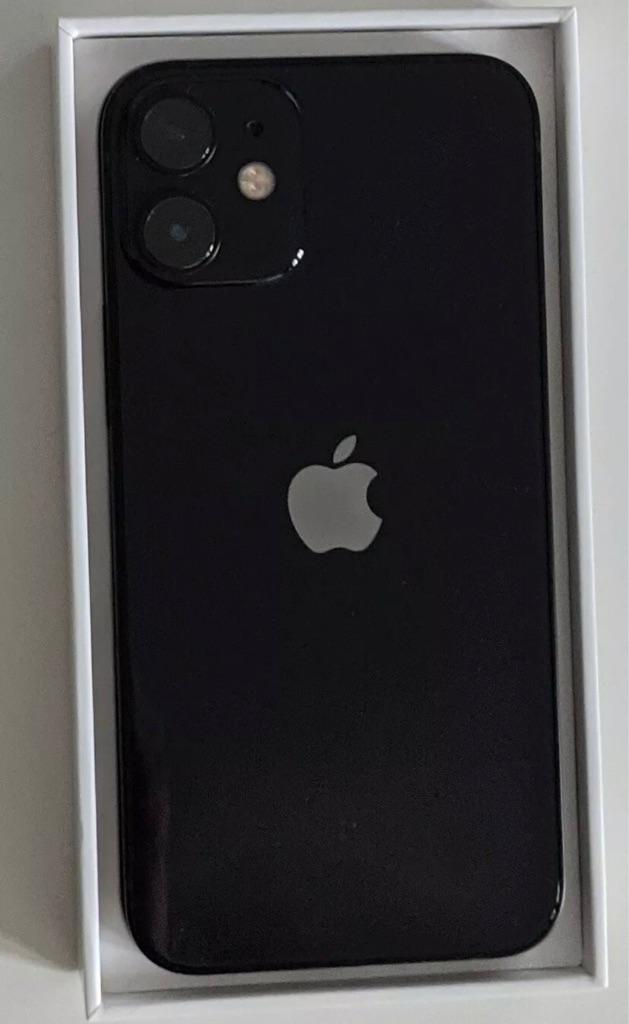 iPhone 12 Mini 128gb Black (Unlocked)