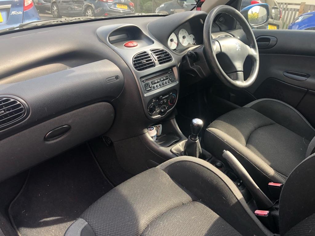 Peugeot 206 1.4 L Verve