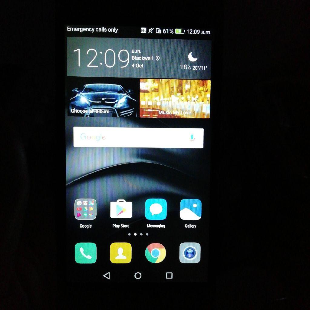 Huawei phone unlocked