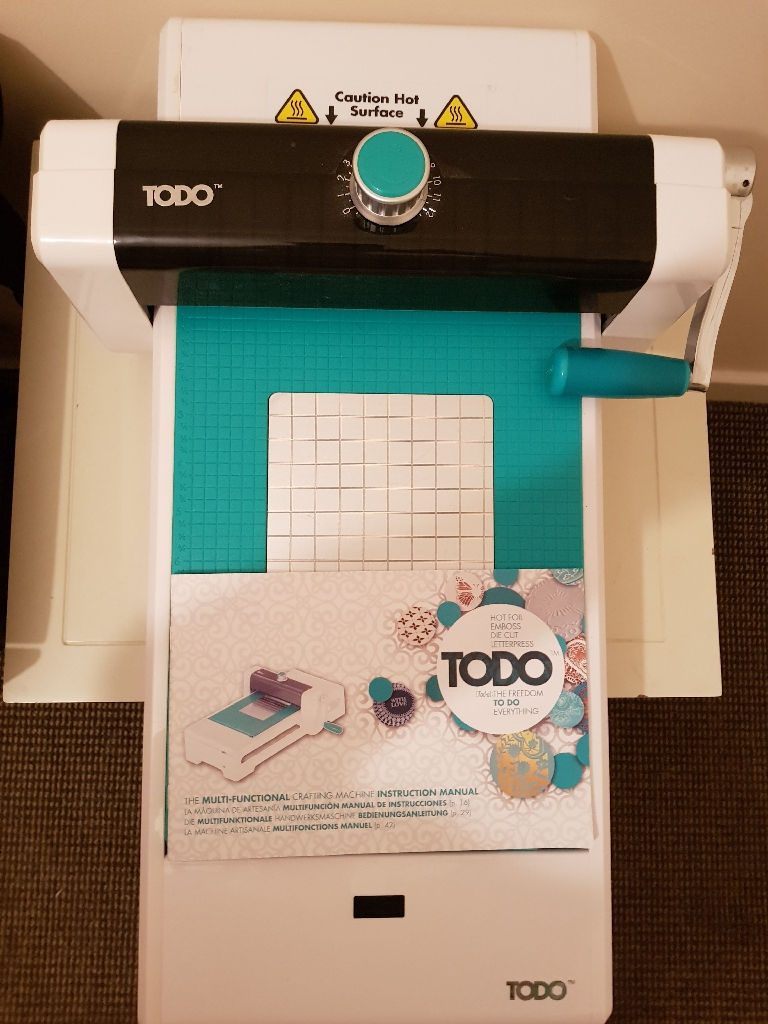 TODO Multi Functional crafting machine