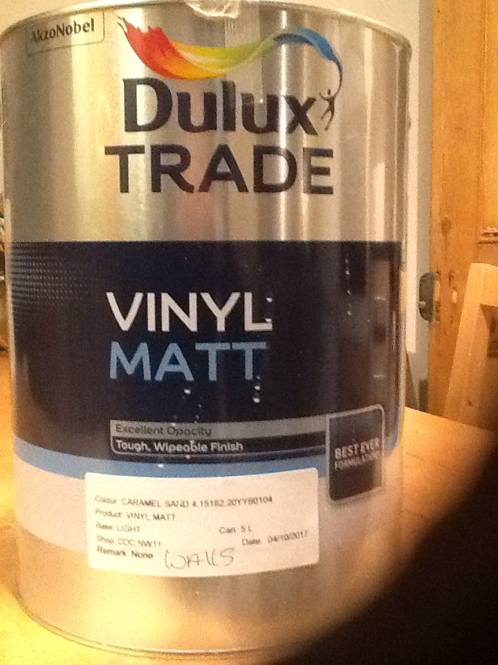 Dulux Vinyl Matt paint