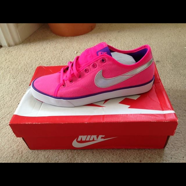 Brand New Nike Pumps, Size 4