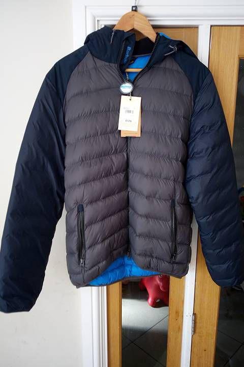Brand new barbour lightweight mens jacket