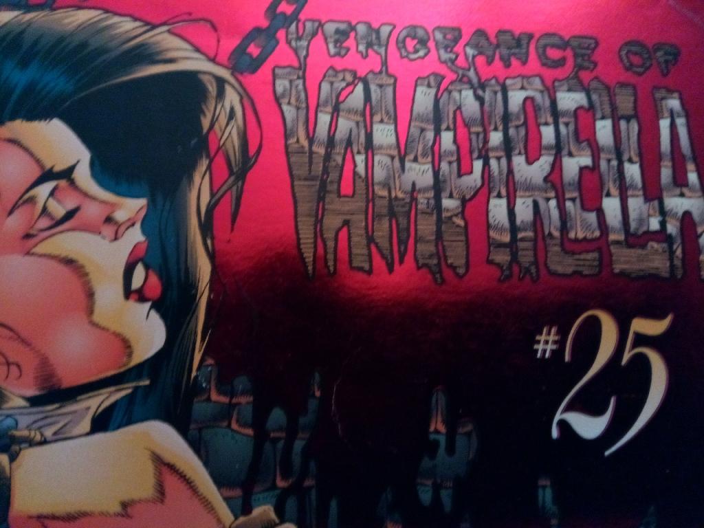 Vengeance of Vampirella #25