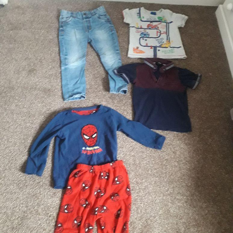 Boys age 2 to 3 bundle