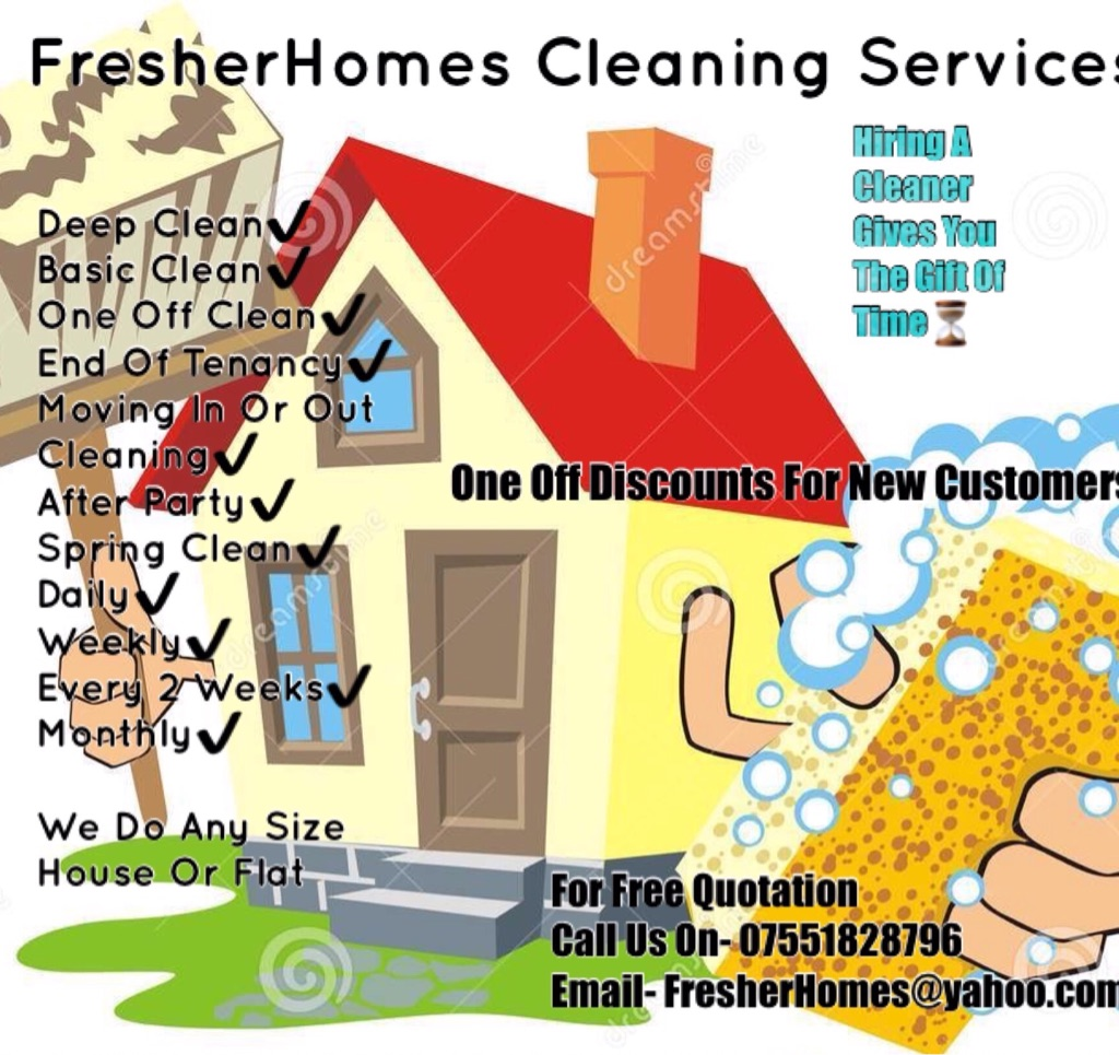 FresherHomes Cleaning Services