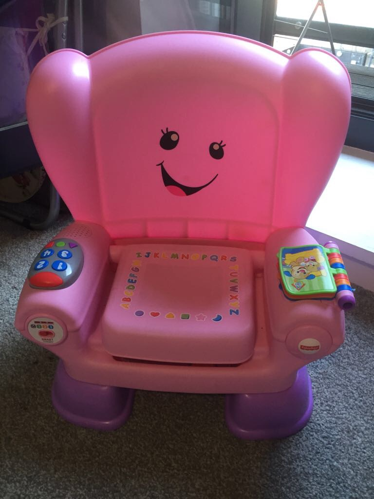 Fisher-Price Smart Stages Chair