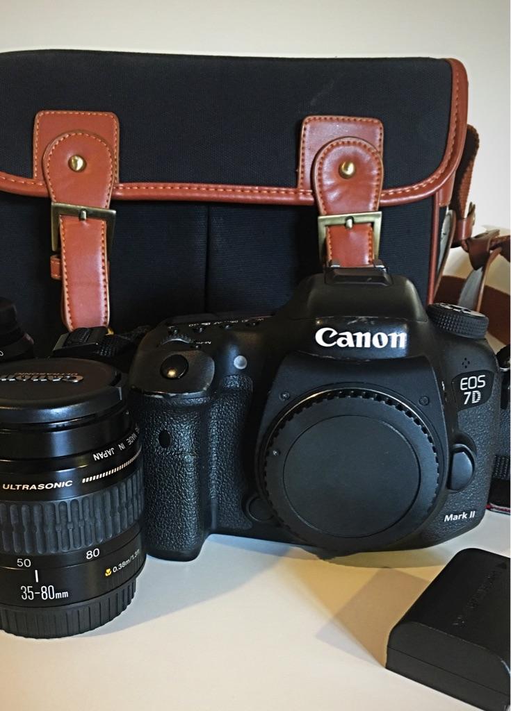 Canon 7 D mark 2