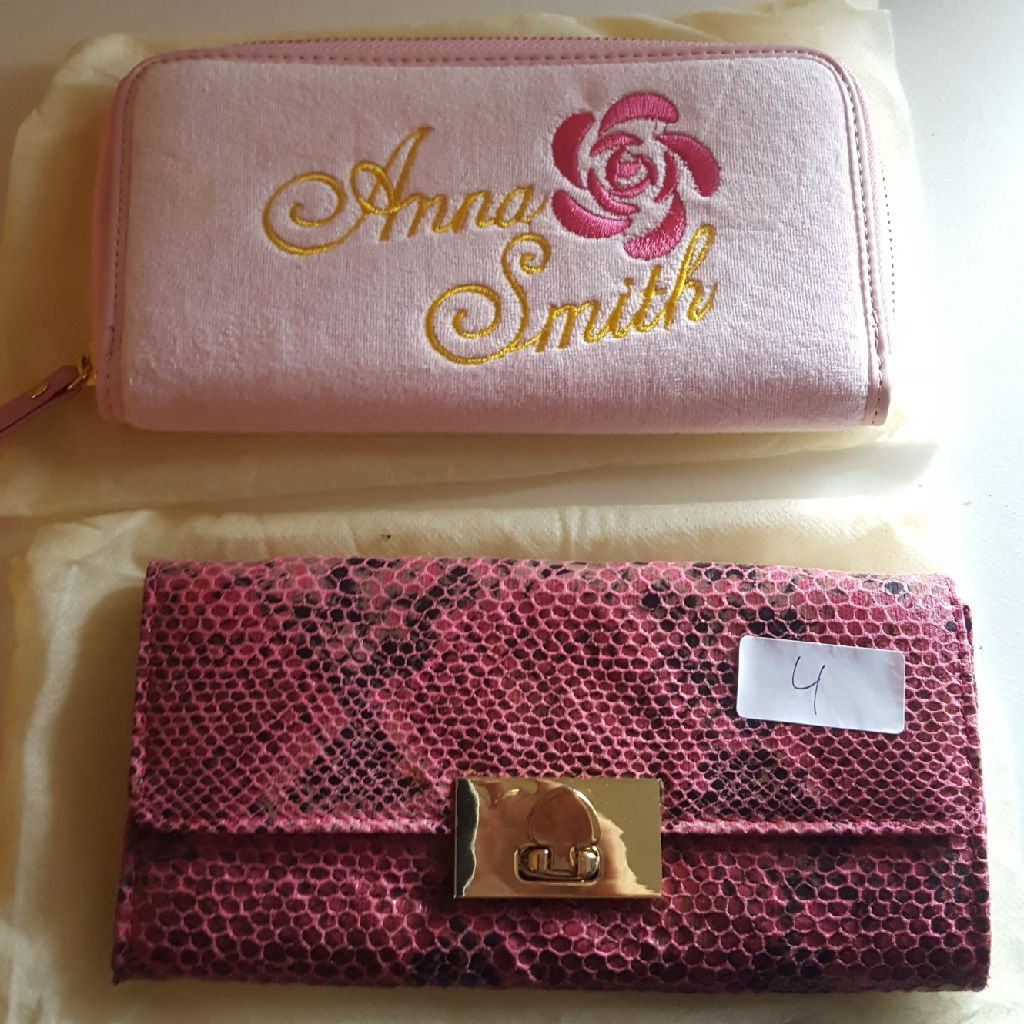 Big Pink Wallets