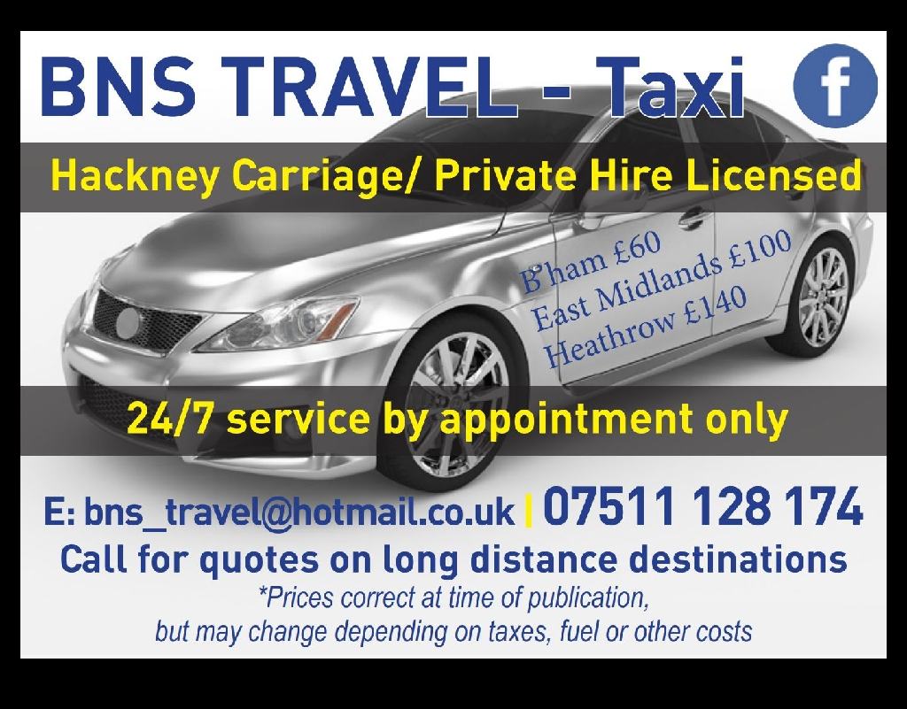 BNS TRAVEL Worcestershire