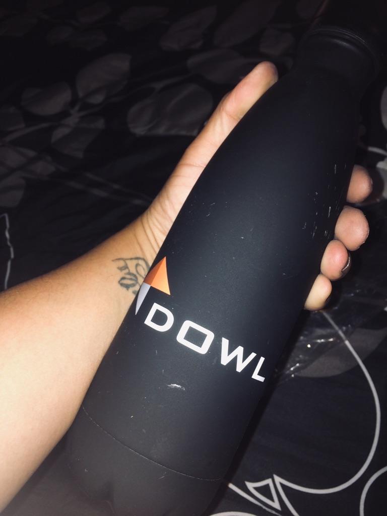 DOWL water bottles