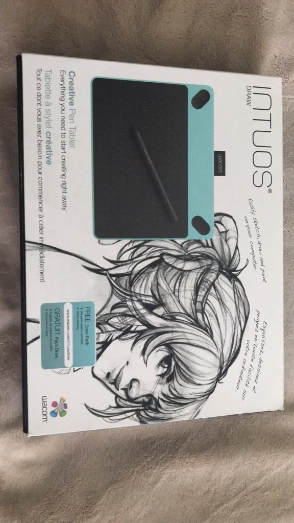 Intuos Draw / Tablet