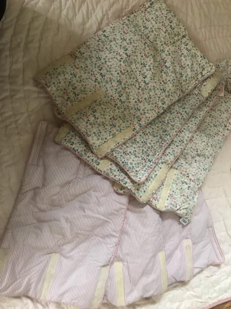 Mamas and papas nursery bedding