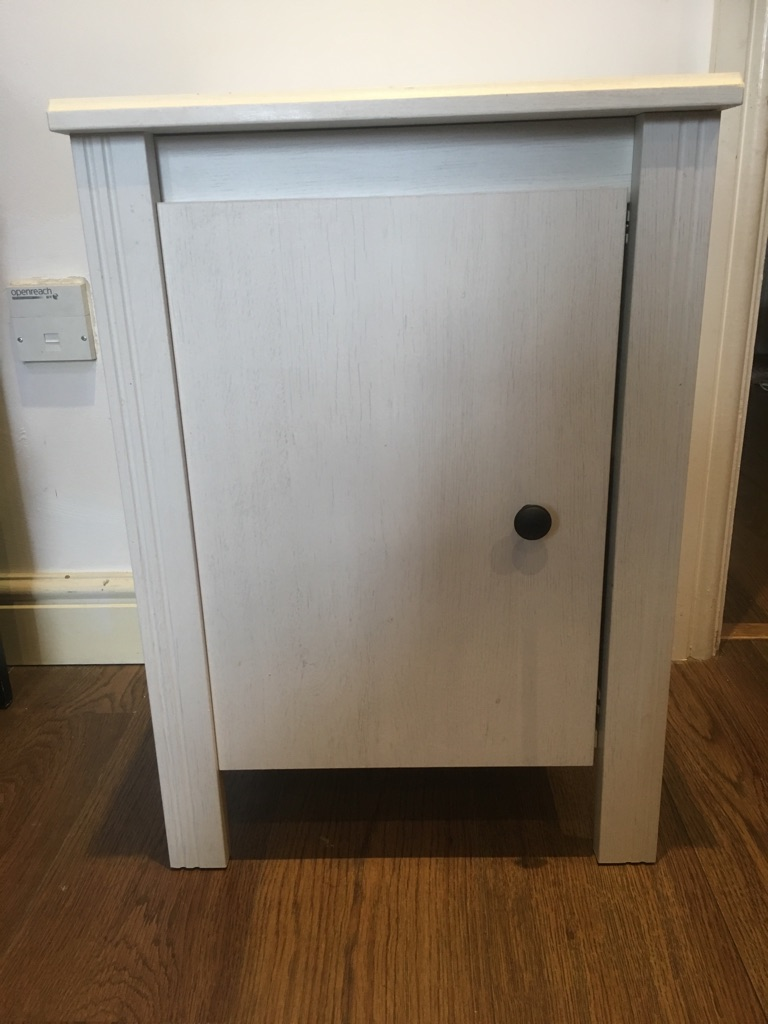 White cupboard sideboard cabinet