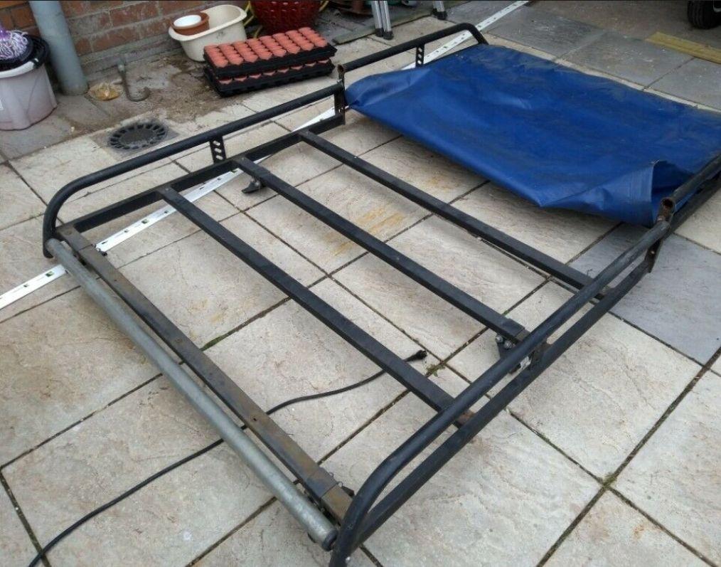 Rhino Roll Bar Roof Rack
