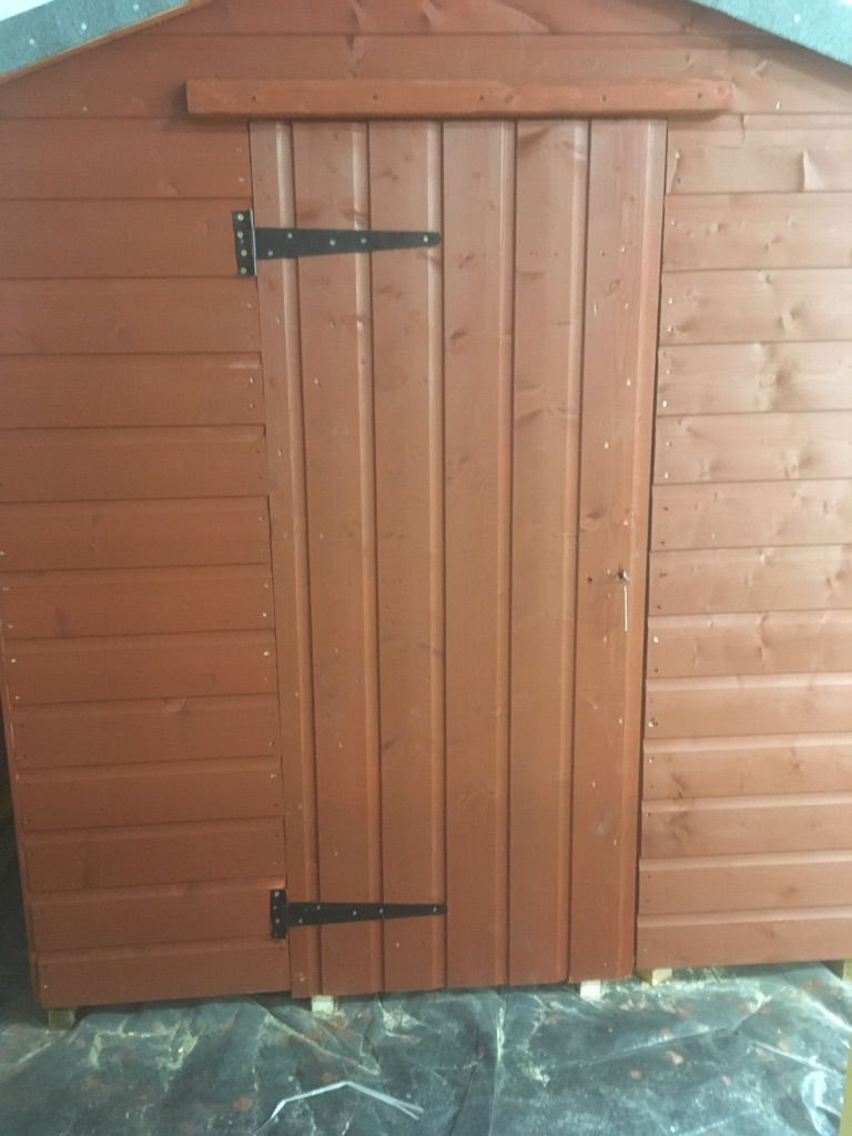 8x6 shed for sale