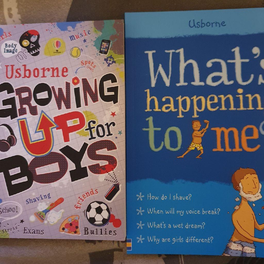 Usborne Books For boys