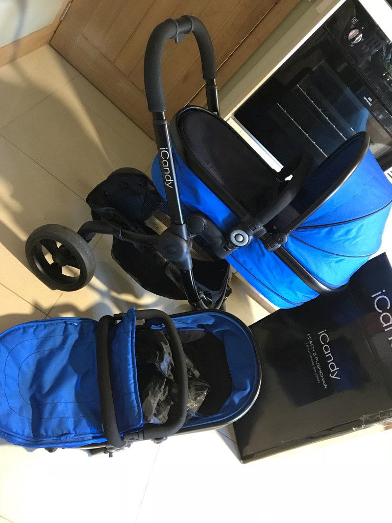 iCandy Peach 3 pushchair/stroller