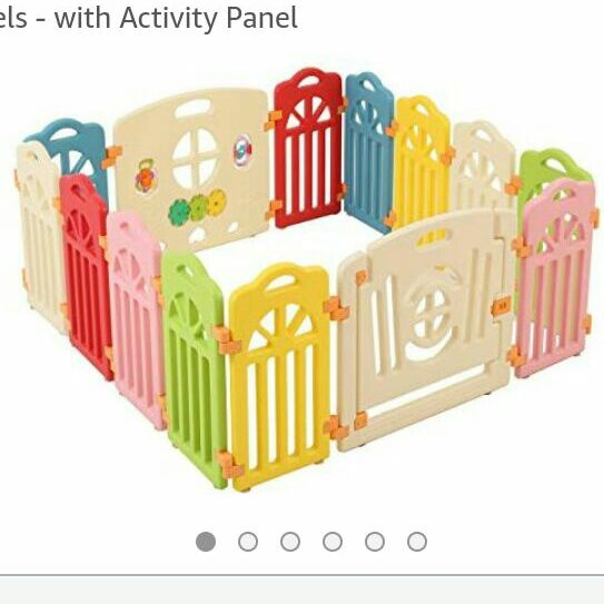 Great playpen for sale