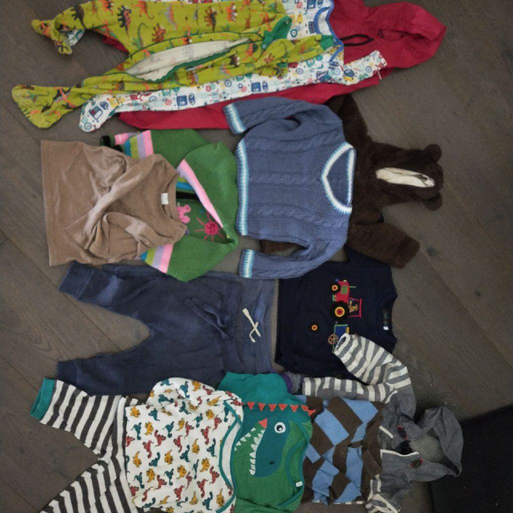 Baby Clothes Bundle 12 - 18 months