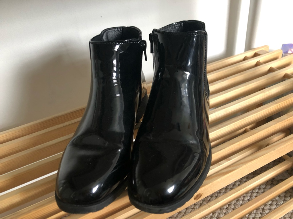 New Look black Chelsea Boots