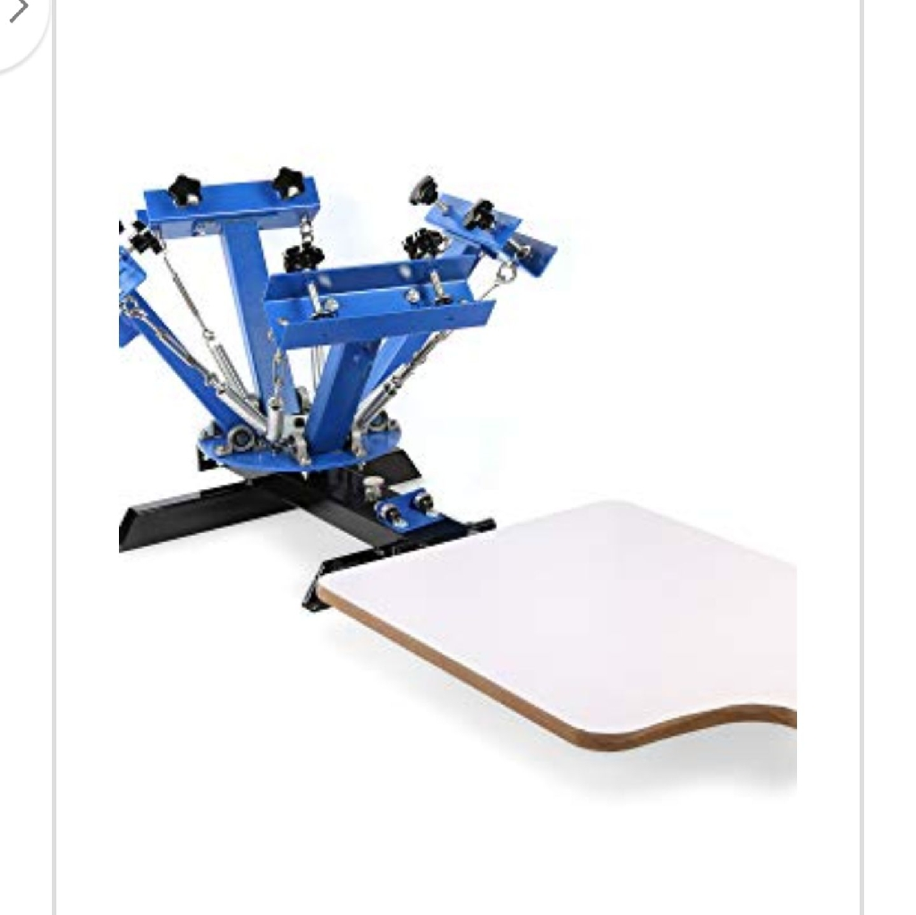Vevor Screen Printer