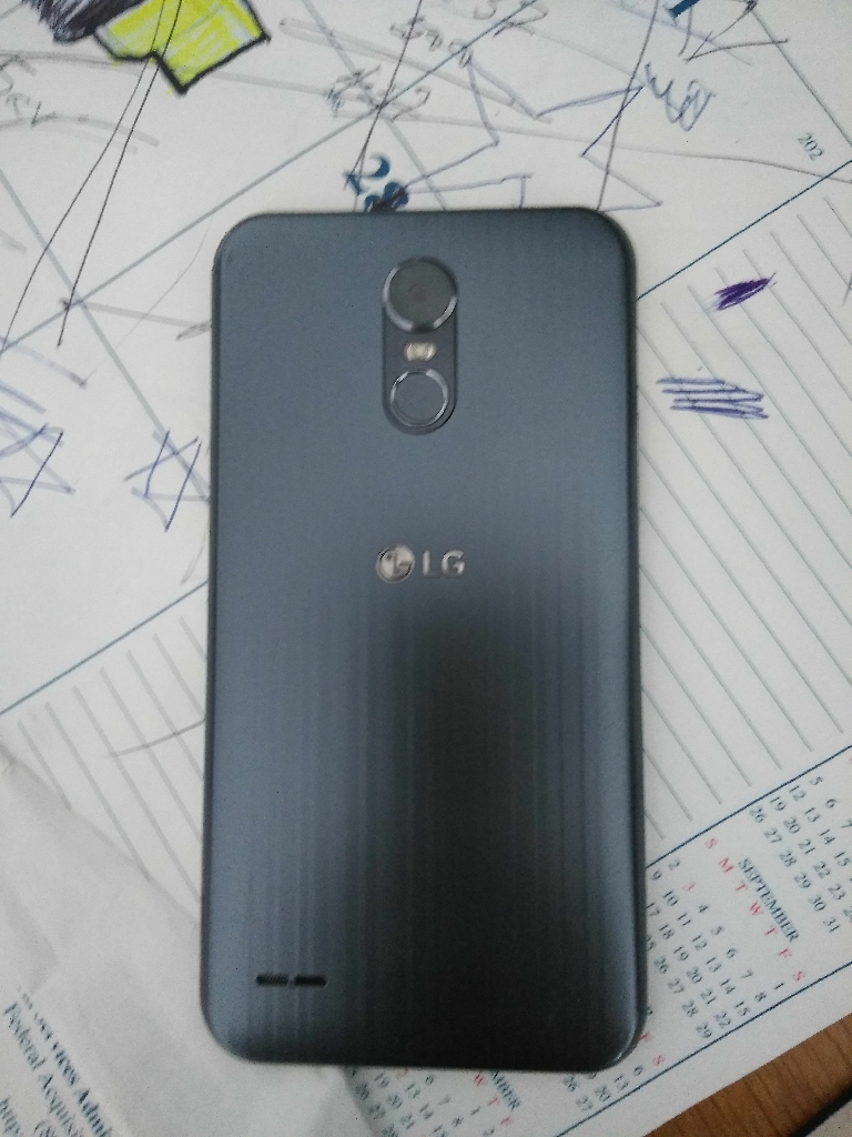 ITS AN LG STYLO 3 PLUS