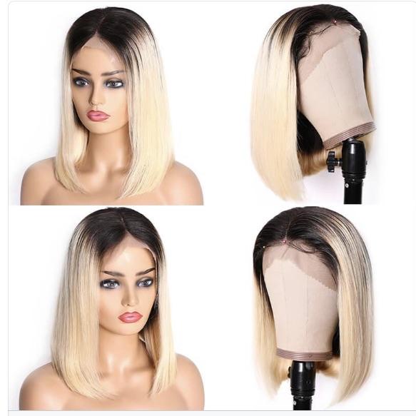 Standout 100% Virgin Human Hair Wigs!!!