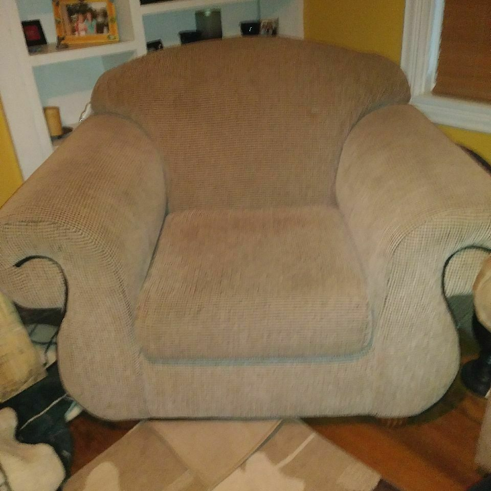 Very large and comfy chair