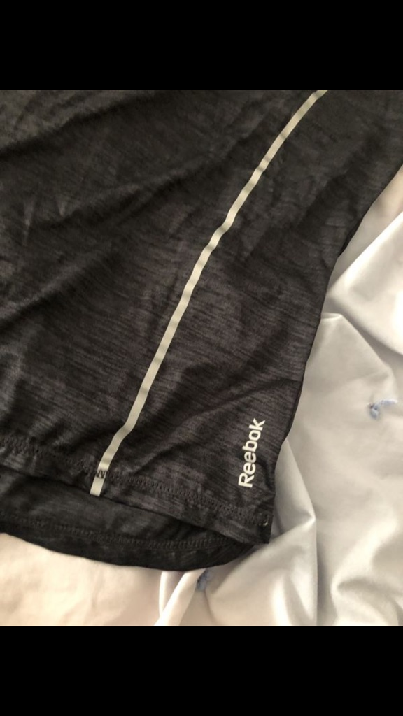 Brand New Reebook silky workout top