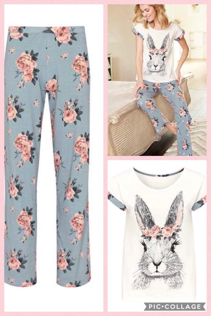 Ladies bunny Pjs