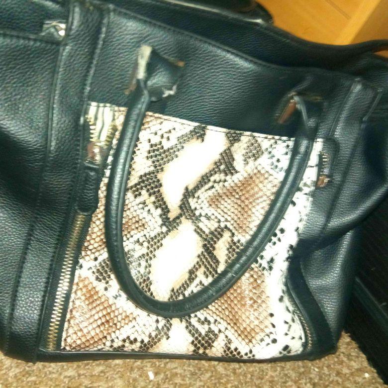 JustFab purse