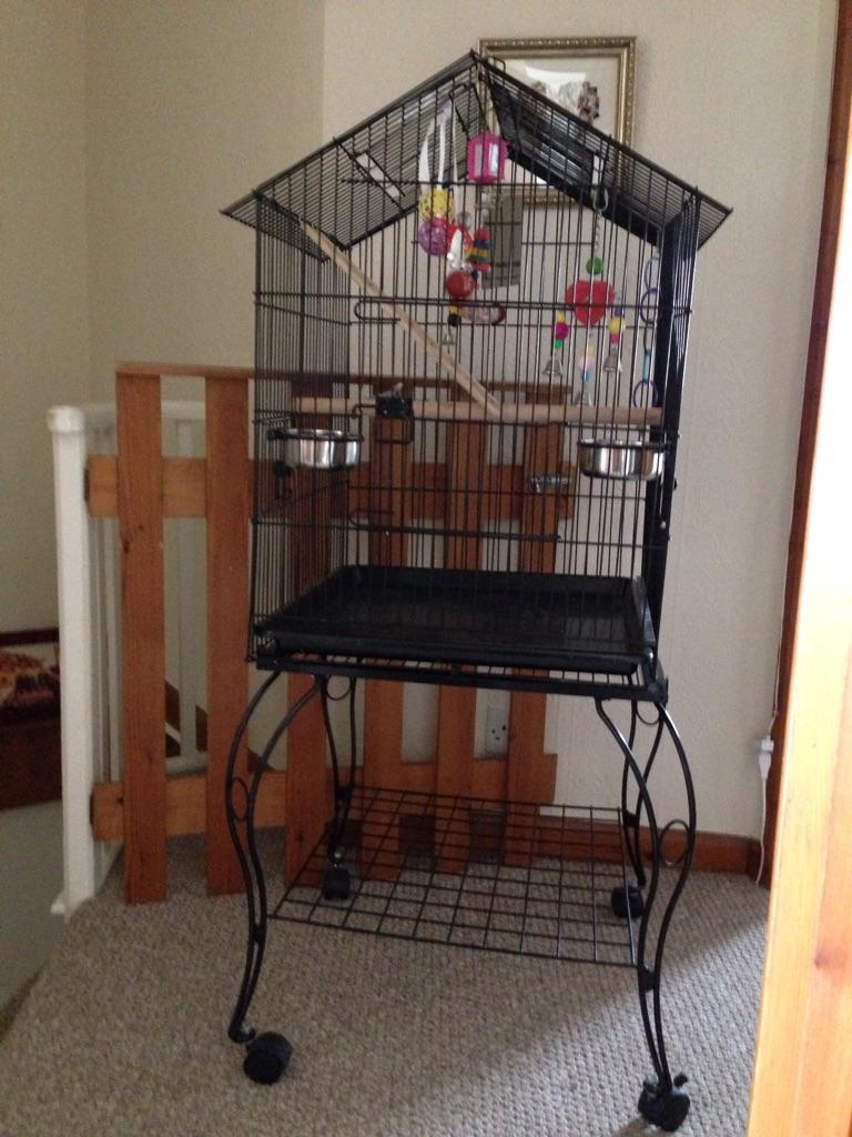 4ft Bird Cage