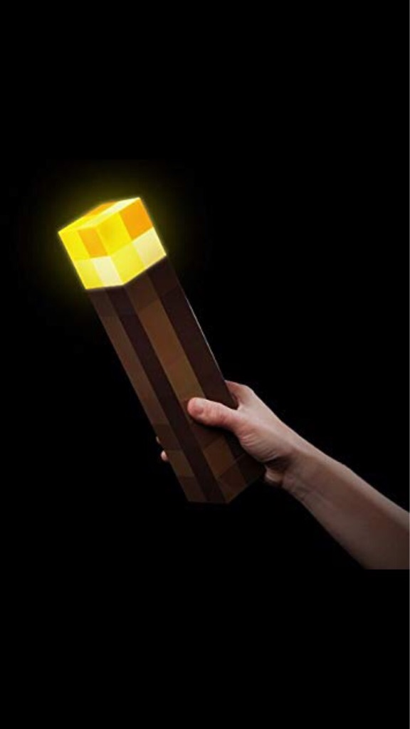 Minecraft Torches and Box Light